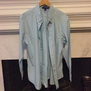 Tommy Hilfiger button down dress shirt